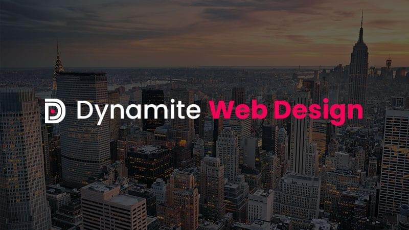 Dynamite Click Website Design - Mendy Rimler